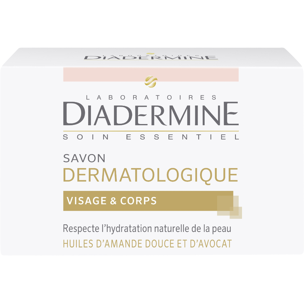 Savon dermatologique, Diadermine (100 g)