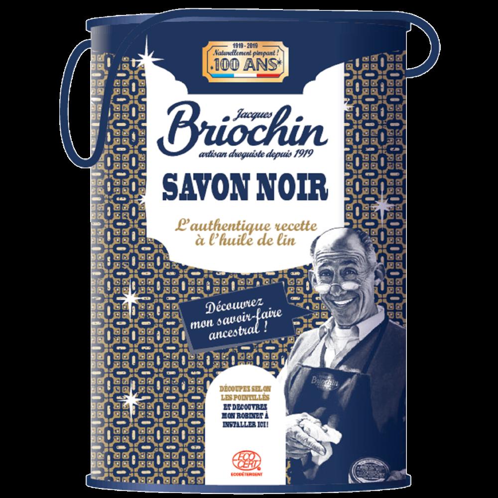 Savon noir liquide collector spécial 100 ans, Briochin (2 L)