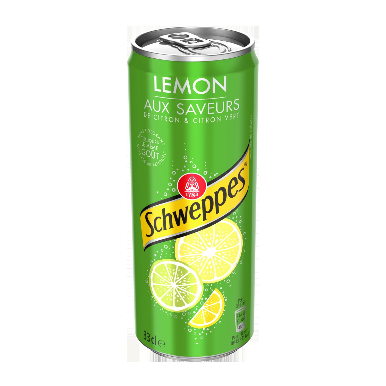 Schweppes Lemon (33 cl)