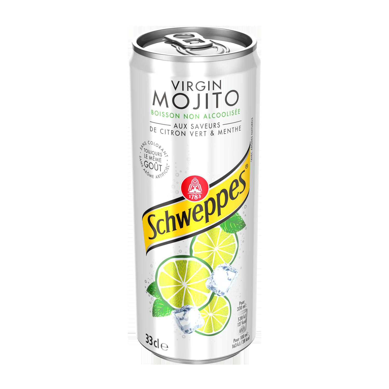 Schweppes Mojito (33 cl)