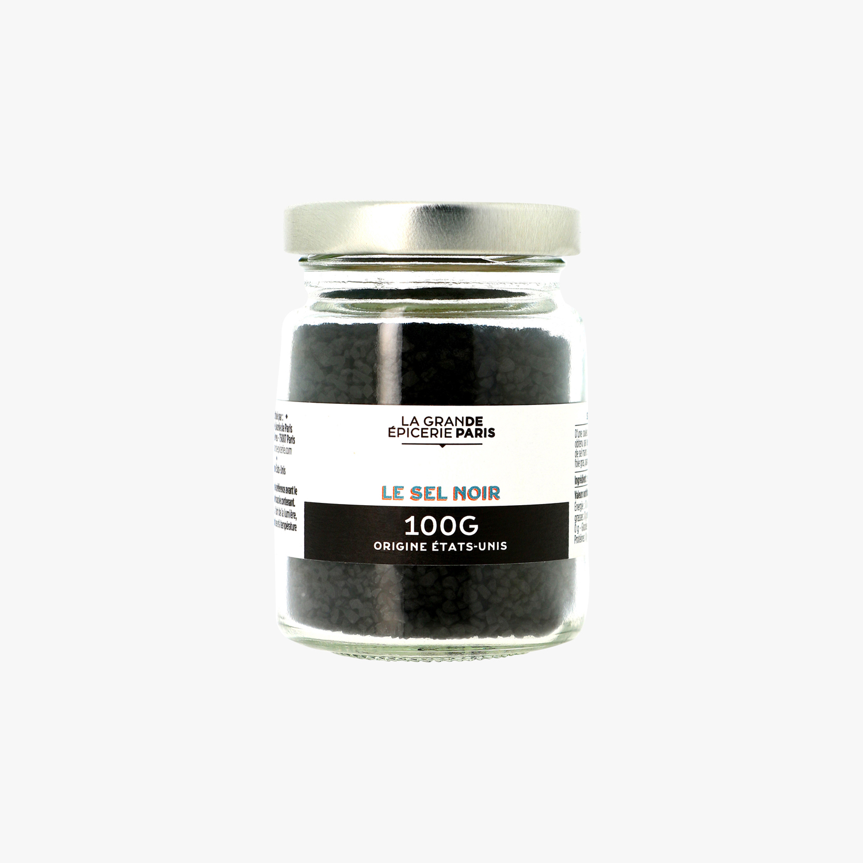 Sel noir de Hawaï, La Grande Epicerie de Paris (100 g)