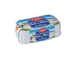 Beurre moulé au sel de mer de Noirmoutier, Grand Fermage (250 g)