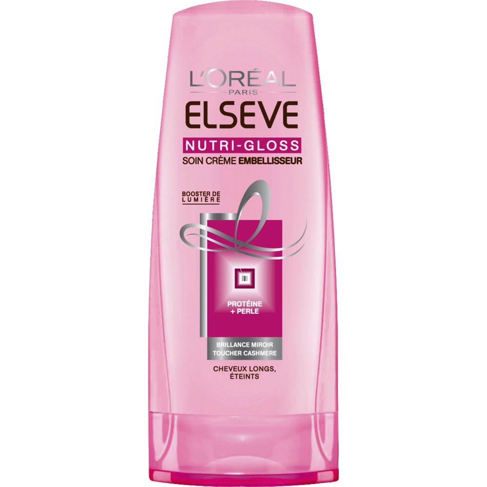 Après shampoing Embellisseur Nutri-Gloss, Elsève (200 ml)