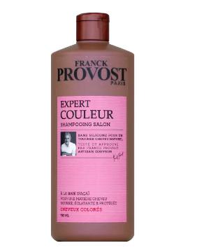 Shampooing professionnel expert couleur, Franck Provost (750 ml)