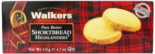 Shortbread Highlanders, Walkers (200 g)