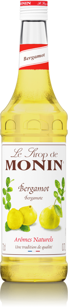 Sirop de Bergamote, Monin (70 cl)