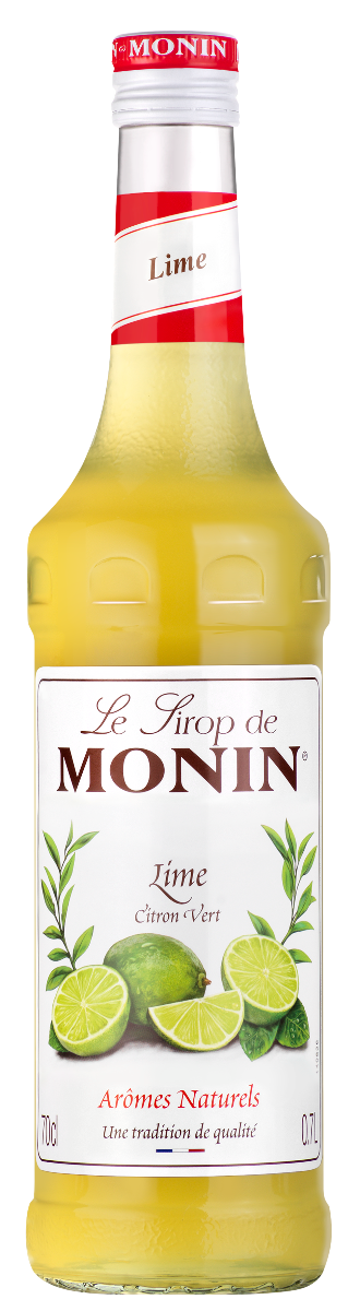 Sirop de Citron Vert, Monin (70 cl)