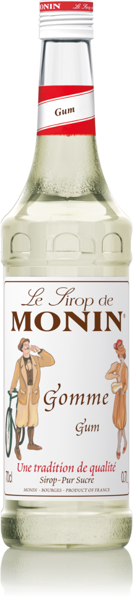 Sirop de Gomme, Monin (70 cl)