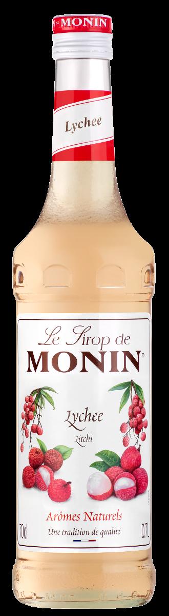 Sirop de Litchi, Monin (70 cl)