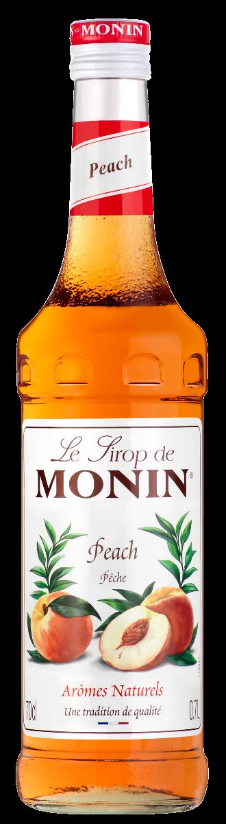 Sirop de Pêche, Monin (70 cl)