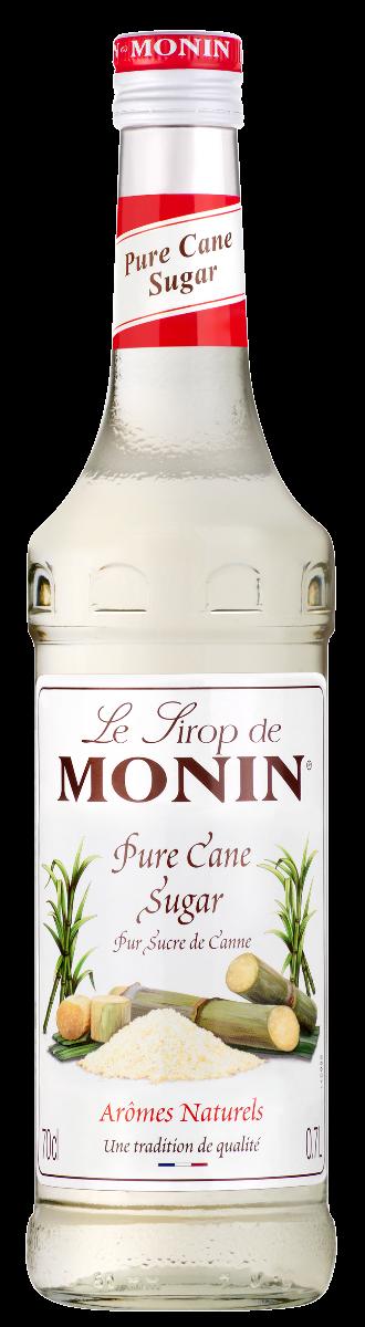 Sirop de Pur Sucre de Canne, Monin (70 cl)
