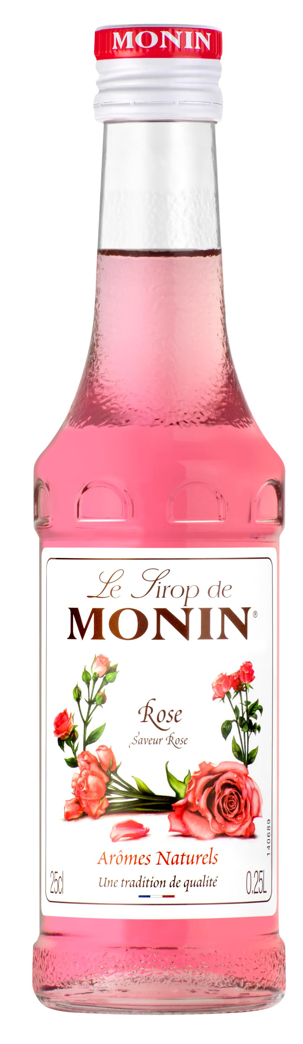 Sirop de Rose, Monin (25 cl)