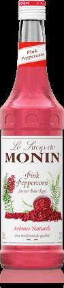 Sirop saveur Baies Roses, Monin (70 cl)