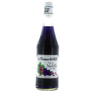 Sirop de violette la maison guiot 70 cl la belle vie - Sirop de violette ...