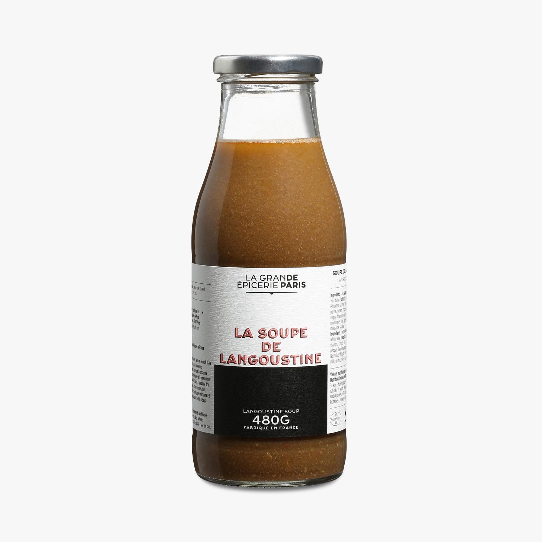 Soupe de langoustine, La Grande Epicerie de Paris (48 cl)
