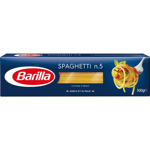 Spaghetti n°5, Barilla (500 g)