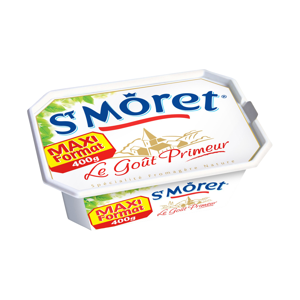 St Morêt nature maxi format (400 g)