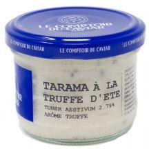 Tarama à la truffe d'été 2.79%, Le Comptoir du Caviar (90 g)
