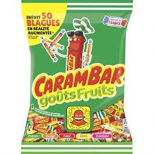 Carambar aux fruits (320 g)