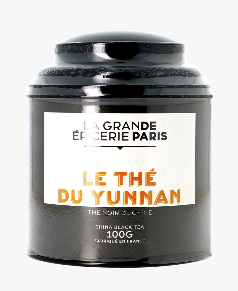 Thé du Yunnan, thé noir de Chine, La Grande Epicerie de Paris (100 g)