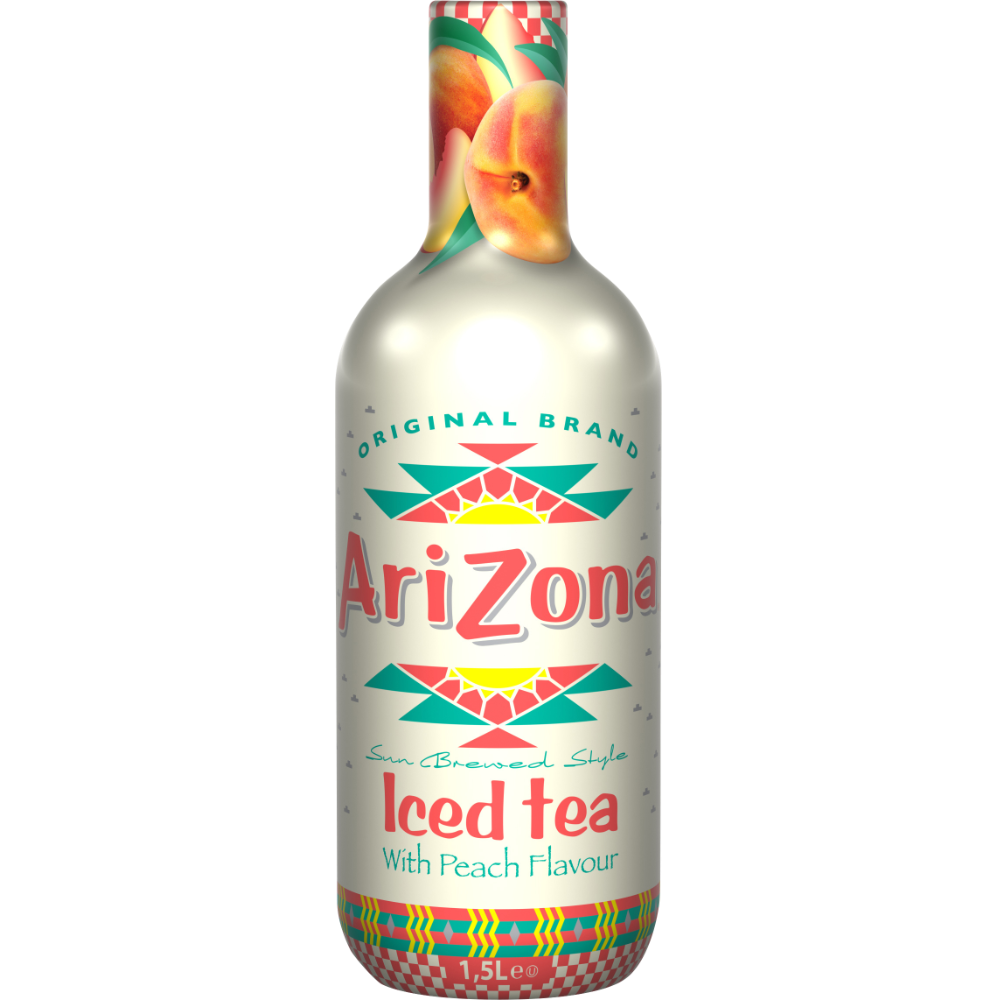 Arizona thé pêche (1.5 L)