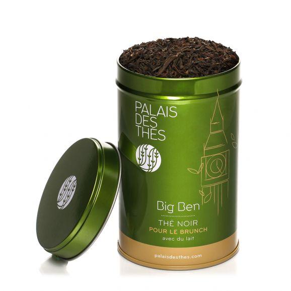 Thé noir Big Ben, Palais des Thés (100 g)