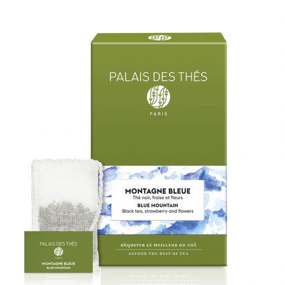 Thé noir Montagne Bleue, Palais des Thés (x 20)