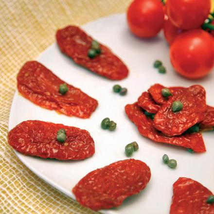 Tomates séchées à l'huile (120 g)