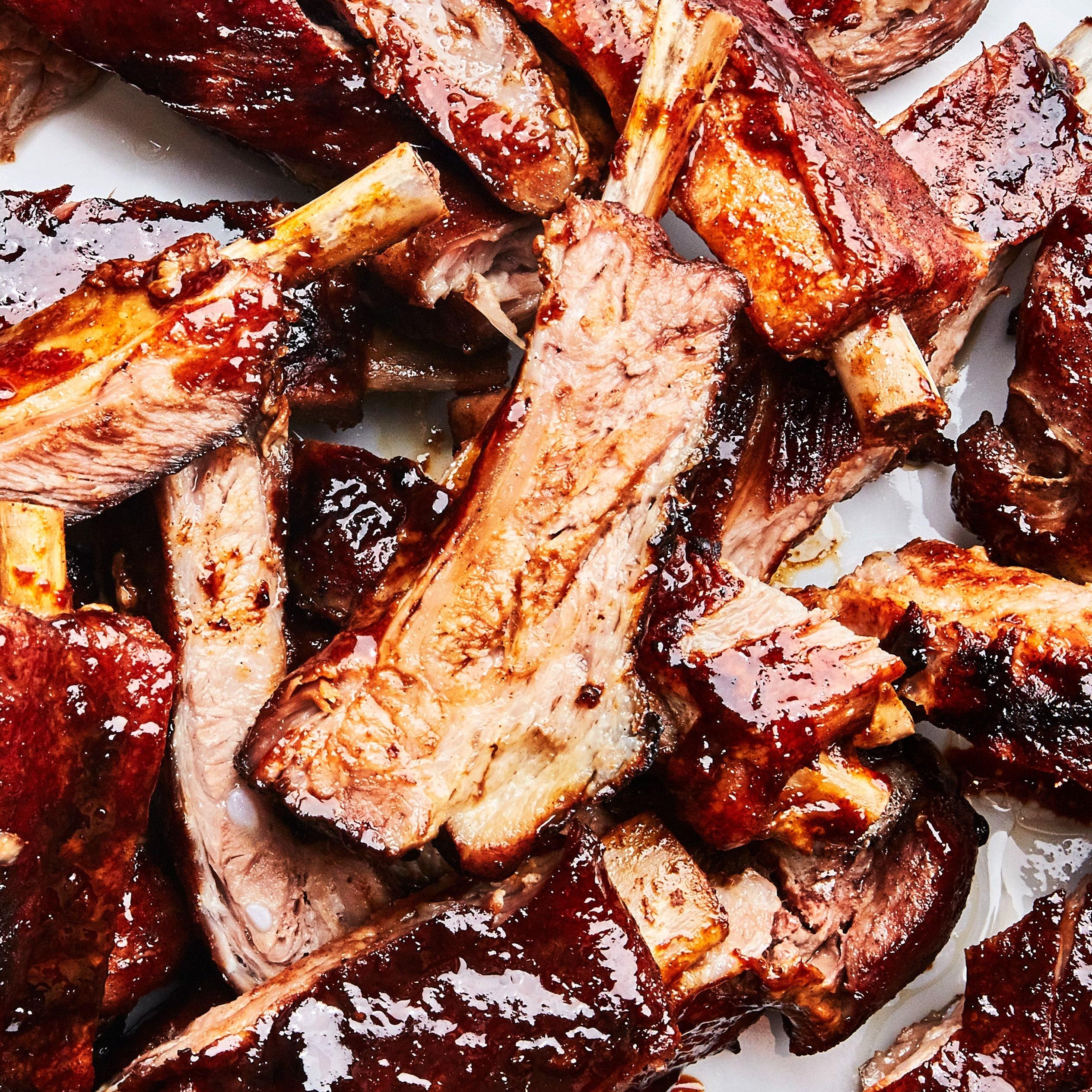 Travers/ribs de porc (400 g)