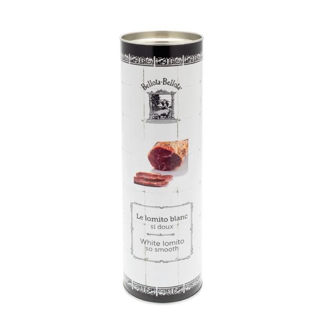 Lomito à découper, emballage tube, Bellota-Bellota (environ 350 - 450 g)