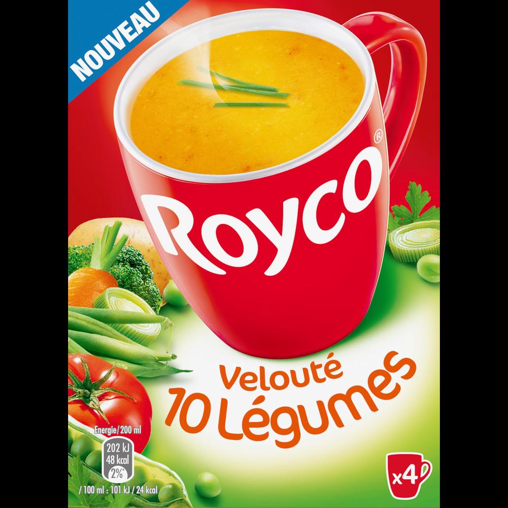 Velouté 10 légumes, Royco (4 portions, 50 g)