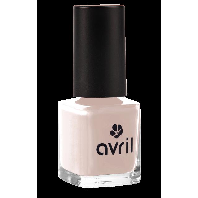 Vernis à ongles beige rosé n°655, Avril (7 ml)