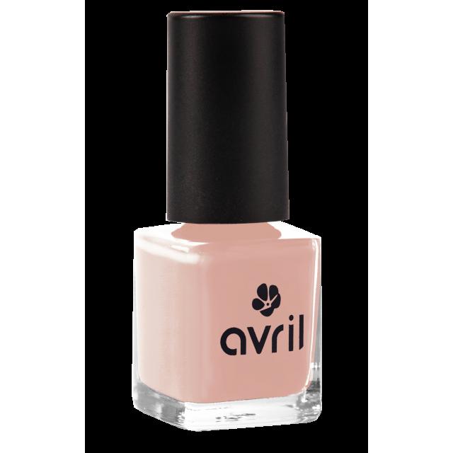Vernis à ongles rose thé n°699, Avril (7 ml)