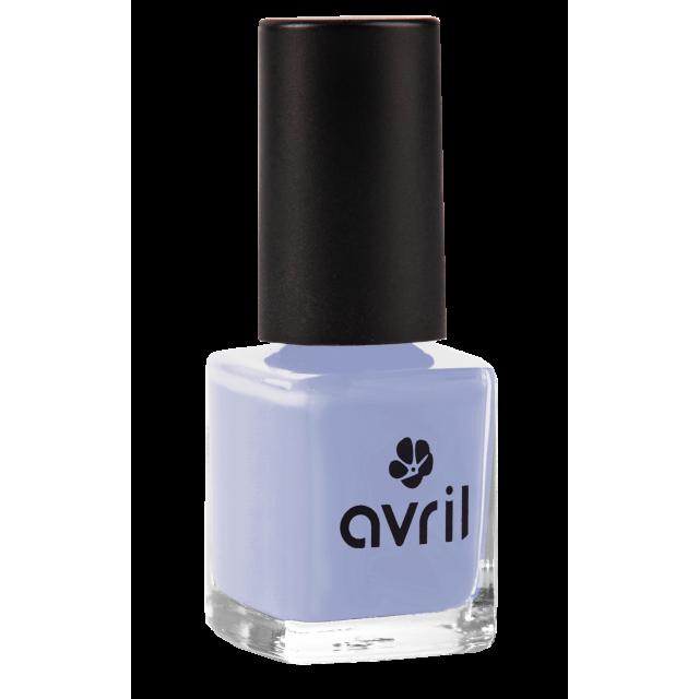 Vernis à ongles bleu layette n°630, Avril (7 ml)