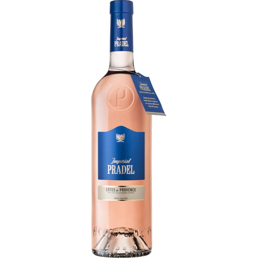 Côtes de Provence AOC Impérial Pradel 2018 (75 cl)