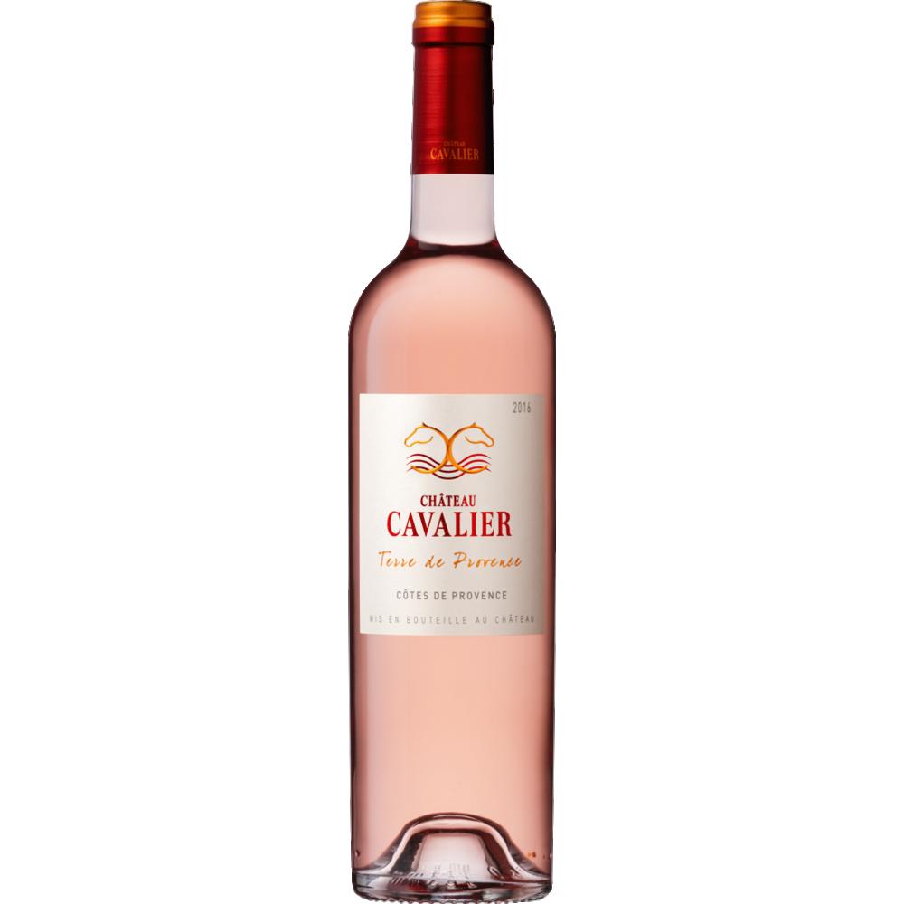 Côtes de Provence AOP Cavalier Terre de Provence (75 cl)