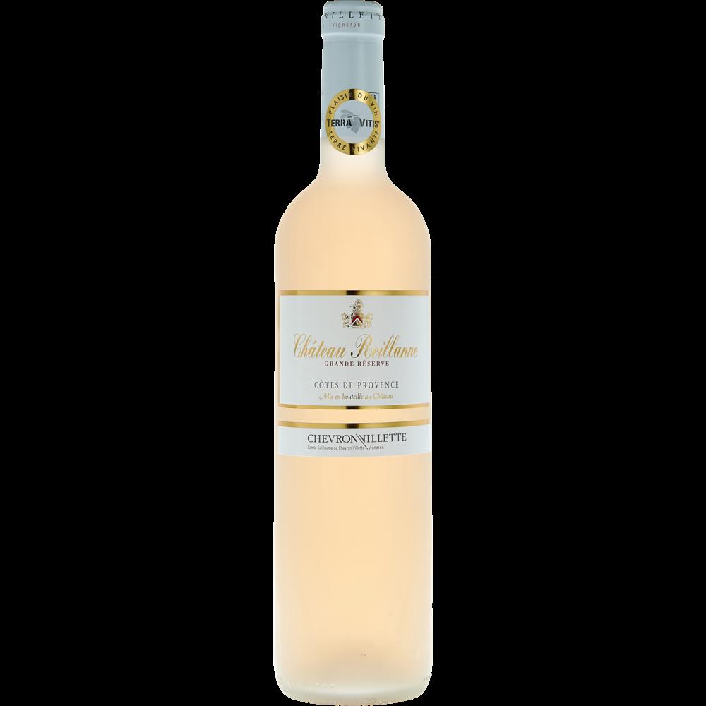 Côtes de Provence AOP Château Reillanne 2018 (75 cl)