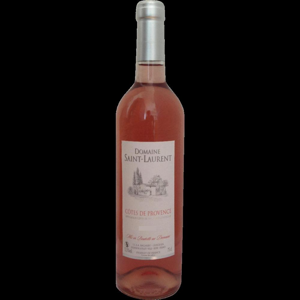 Côtes de Provence AOP Domaine Saint-Laurent 2019 (75 cl)