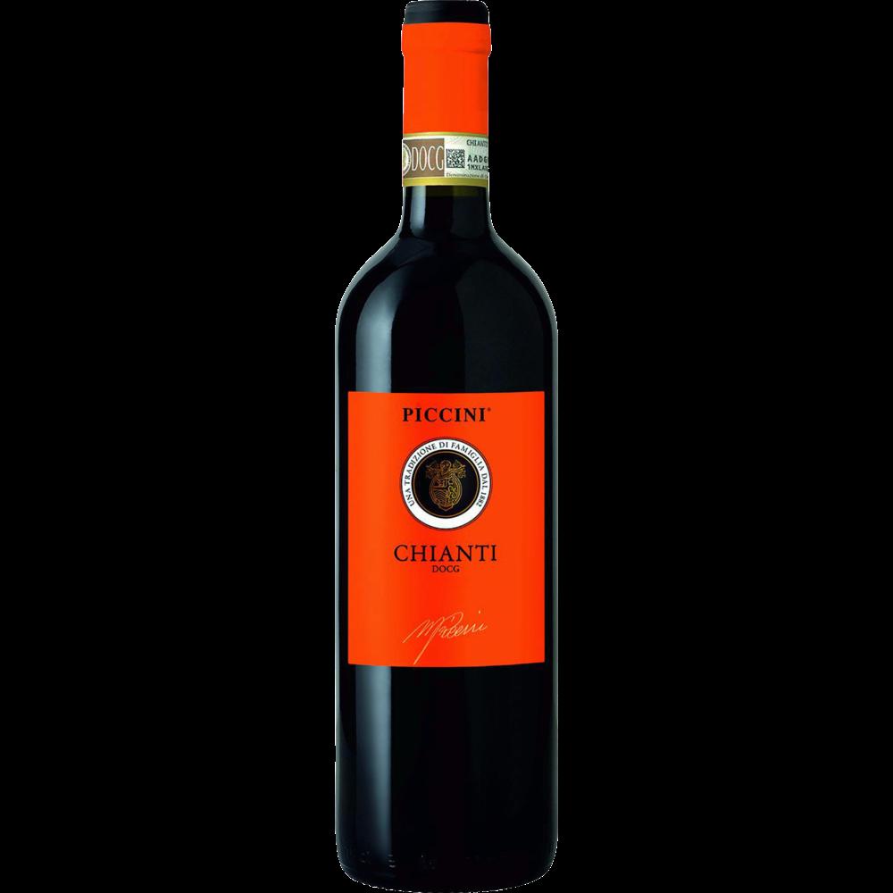 Vin Italien Chianti DOCG Piccini 2018 (75 cl)