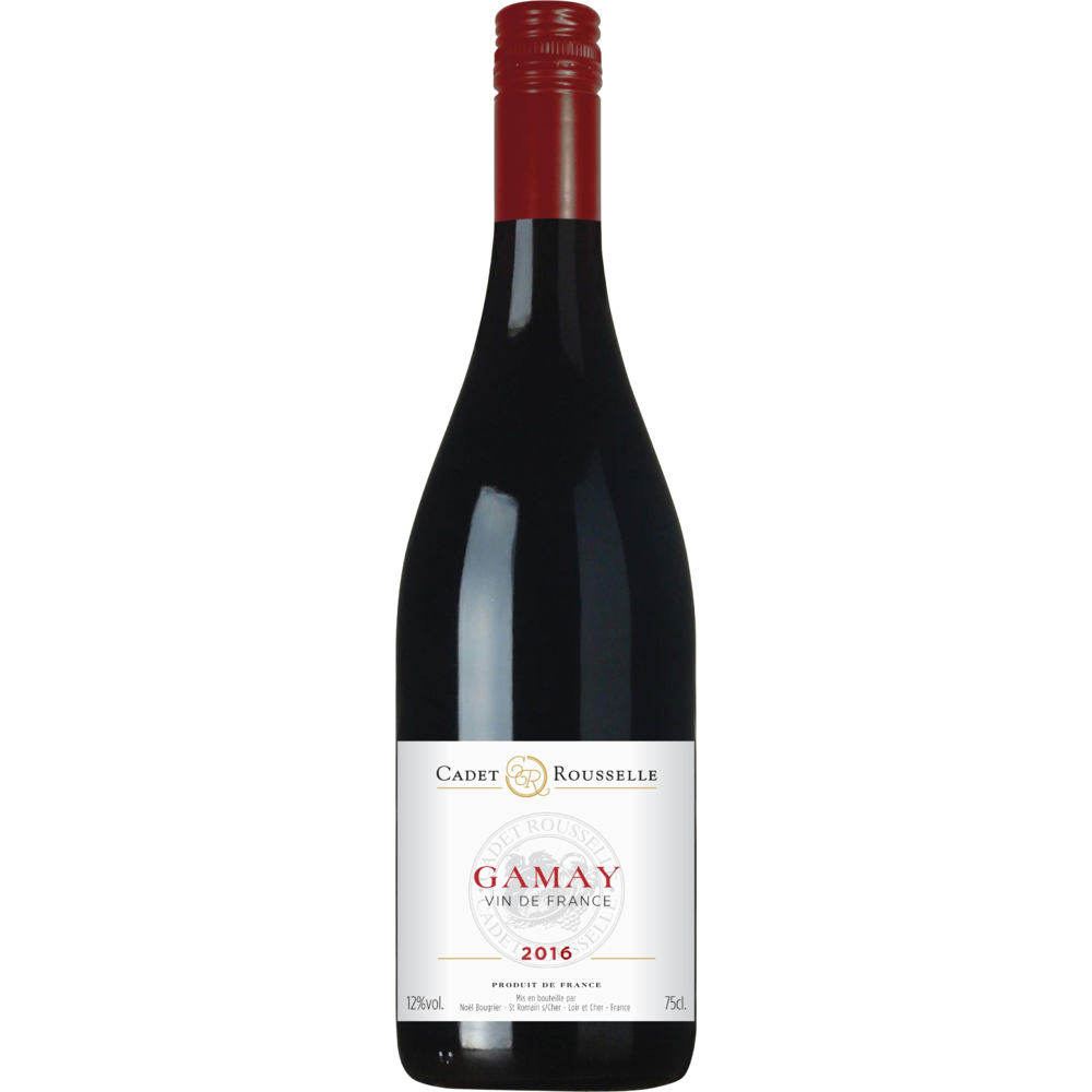 Gamay Cadet Rousselle 2018 (75 cl)