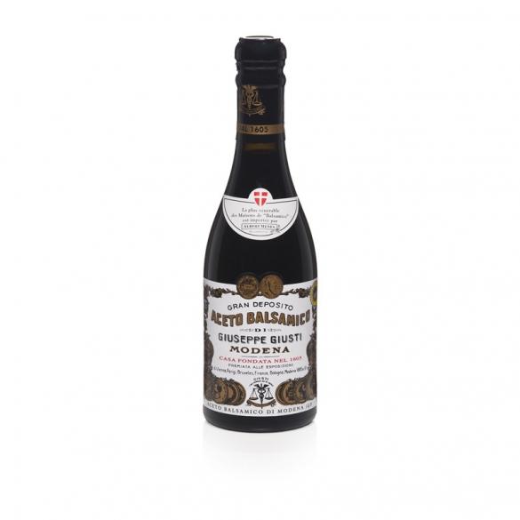 Vinaigre Balsamique de Modène Giusti, Albert Ménès (250 ml)