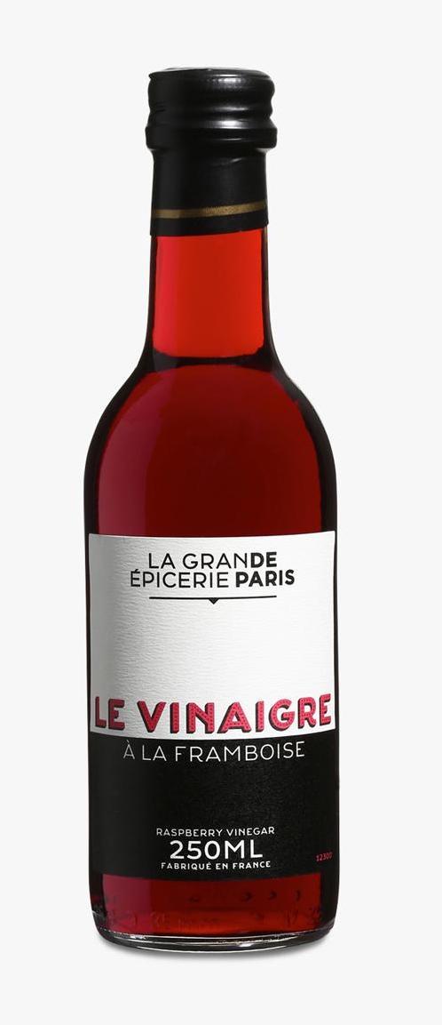 Vinaigre de vin rouge à la framboise, La Grande Epicerie de Paris (25 cl)