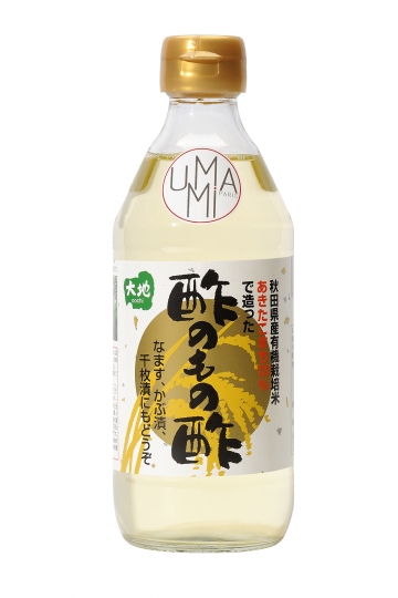 Vinaigre pour marinade, assaisonnement Sunomono (360 ml)
