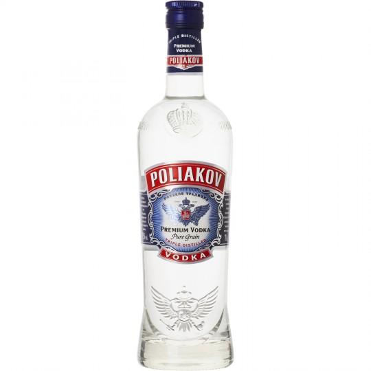 Vodka Poliakov 37°5 (70 cl)