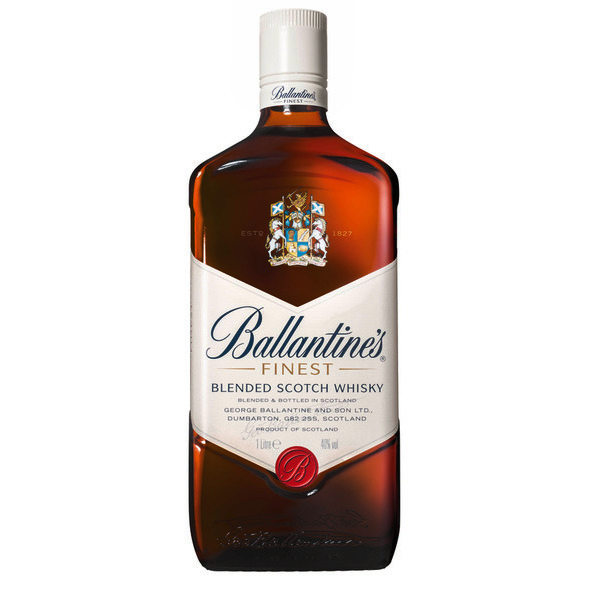 Whisky Scotch Ballantines 40° (1 L)