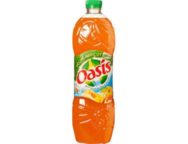 Oasis Pêche-Abricot (6 x 2 L)