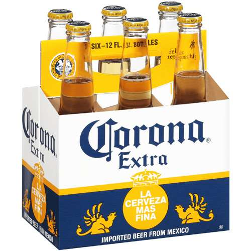 Pack de Corona (6 x 35,5 cl)