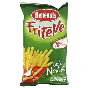 Fritelle nature salée, Bénenuts (80 g)