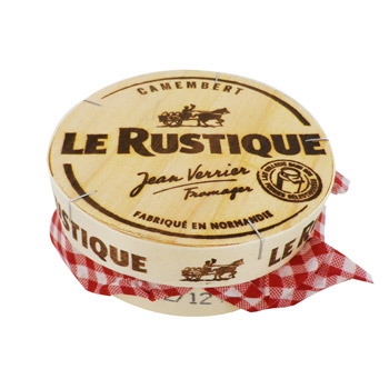 Camembert 45% mg, Le Rustique (250 g)