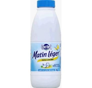 Lait Matin Léger, Lactel (1 L)